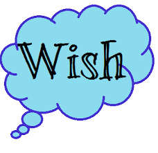 wish thought cloud
